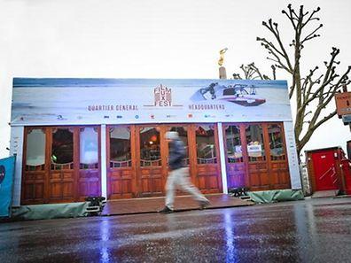 Luxembourg City Film Festival - headquarter- Photo : Pierre Matgé