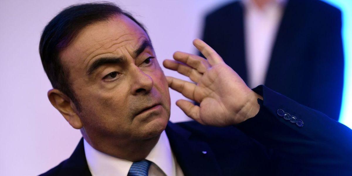 Renault-Nissan-Chef Carlos Ghosn sieht das Unternehmen für die Zukunft gut aufgestellt und hat ambitionierte Ziele.