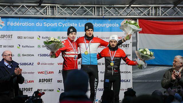 cyclocross - Championnats nationaux de cyclocross - 11/01/2020 - Mersch – Krounebierg - foto : Vincent Lescaut