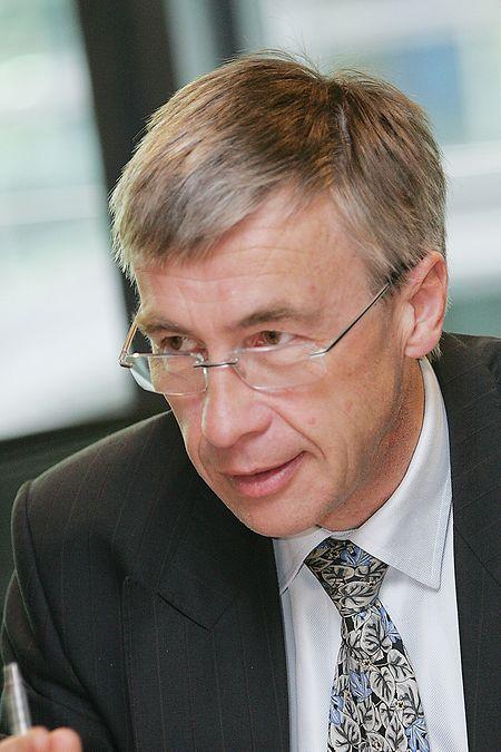 Romain Hoffmann, Vorsitzender des GPL.