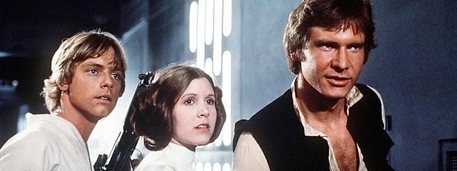 La princesse Leia de Star Wars va mal