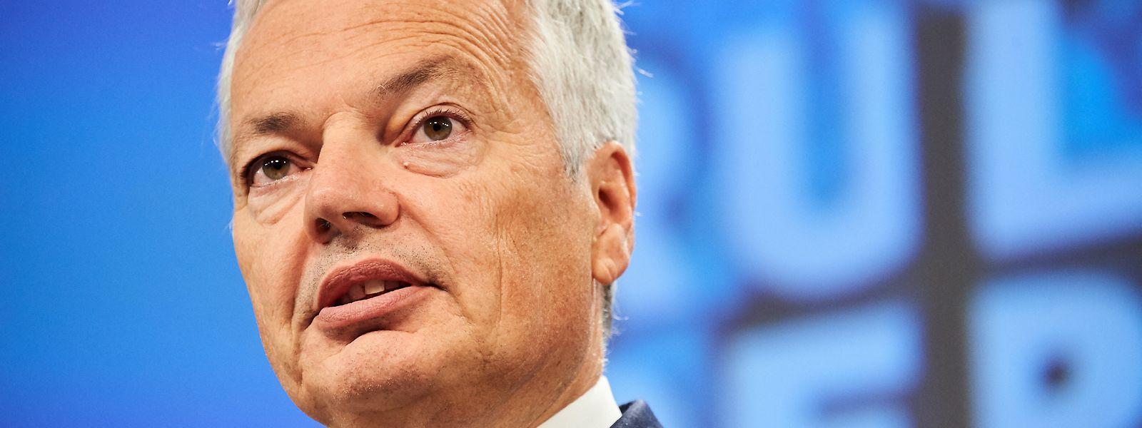 Pour Didier Reynders, la possibilité de voir le parquet européen doté d'un budget de fonctionnement annuel plus important grandit.