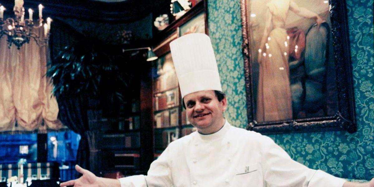 Joël Robuchon em 1994.
