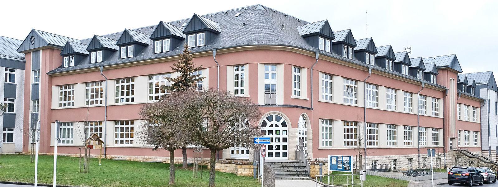 L'école Albert Wingert de Schifflange