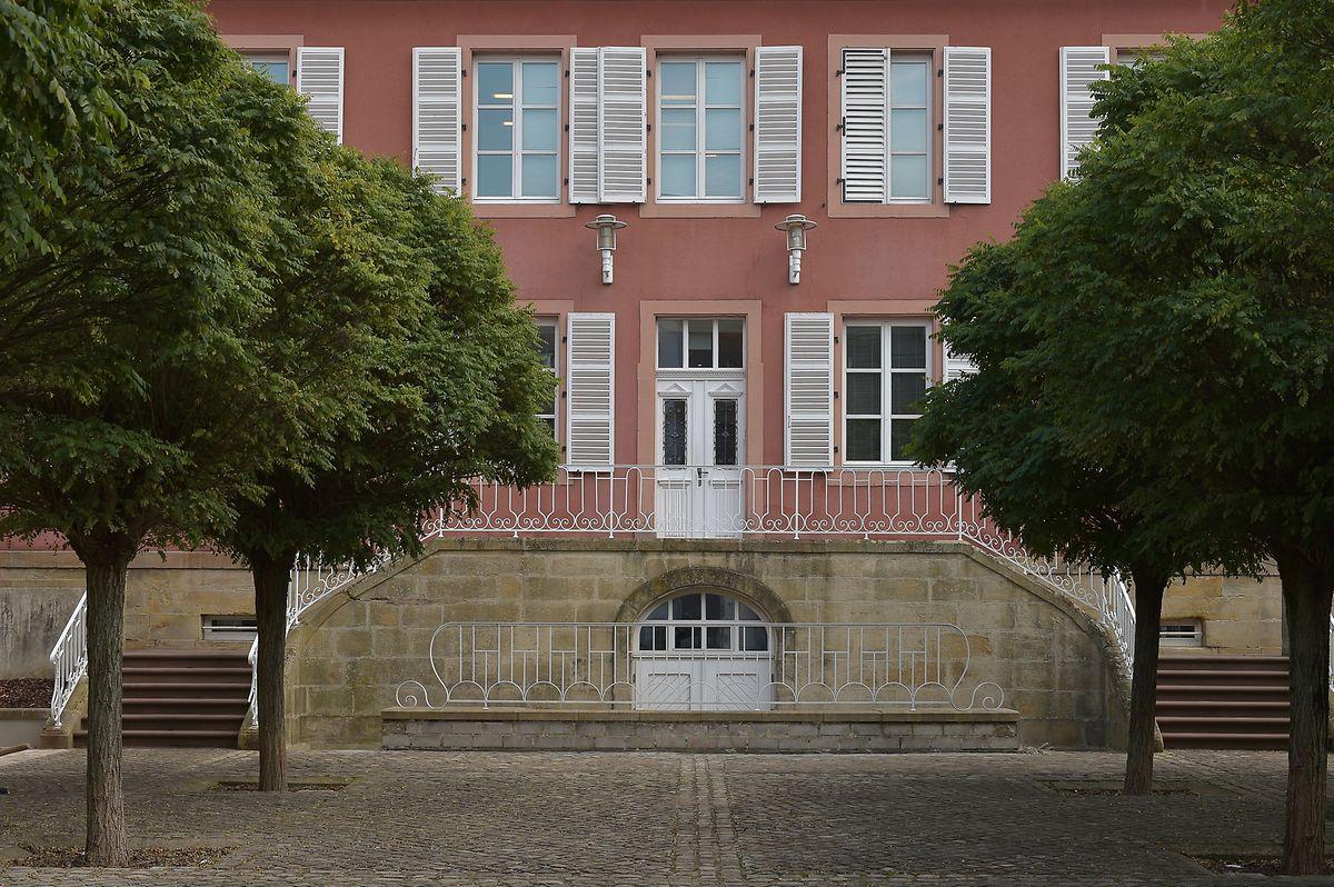 The Maison Servais in Mersch Photo: Serge Waldbillig