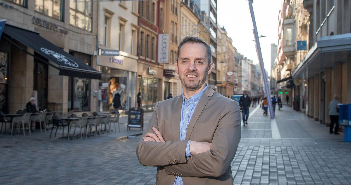 Georges Mischo, der Escher Bürgermeister.