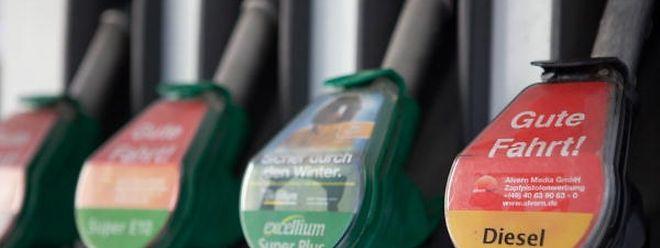 Die Dieselpreise bleiben - vorerst - unverändert.