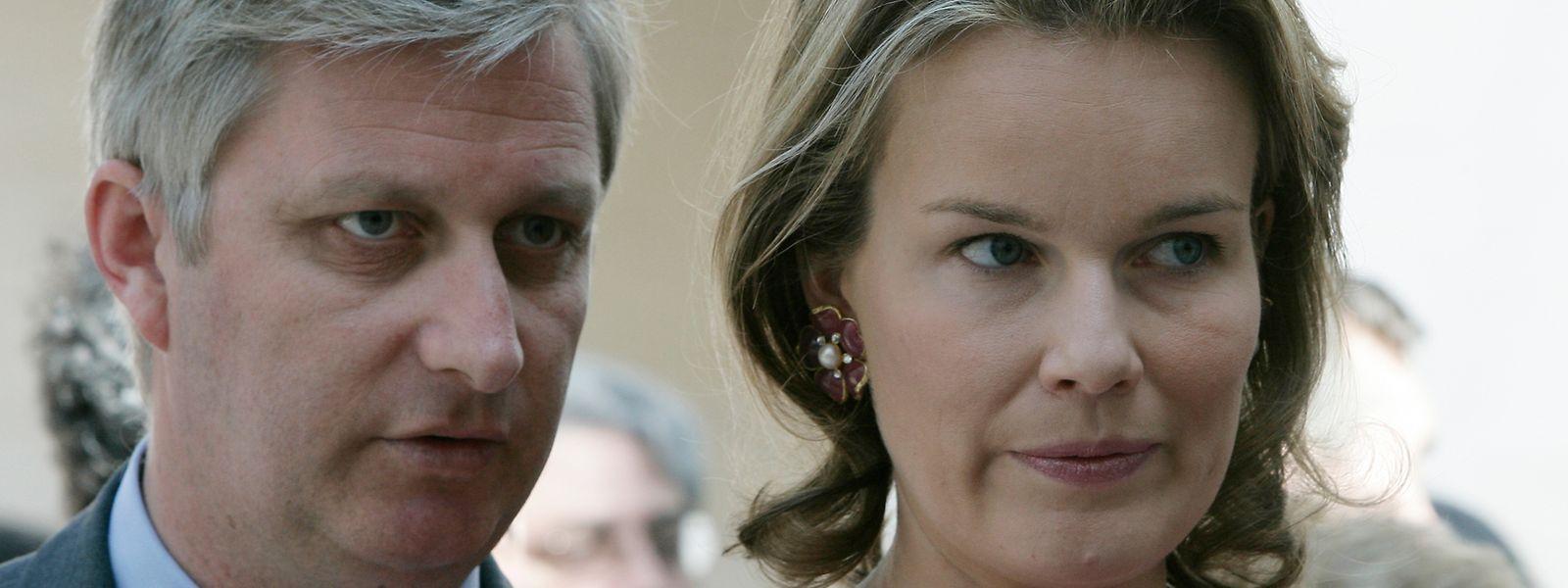 La reine Mathilde reste l'«atout cœur» du roi Philippe de Belgique.