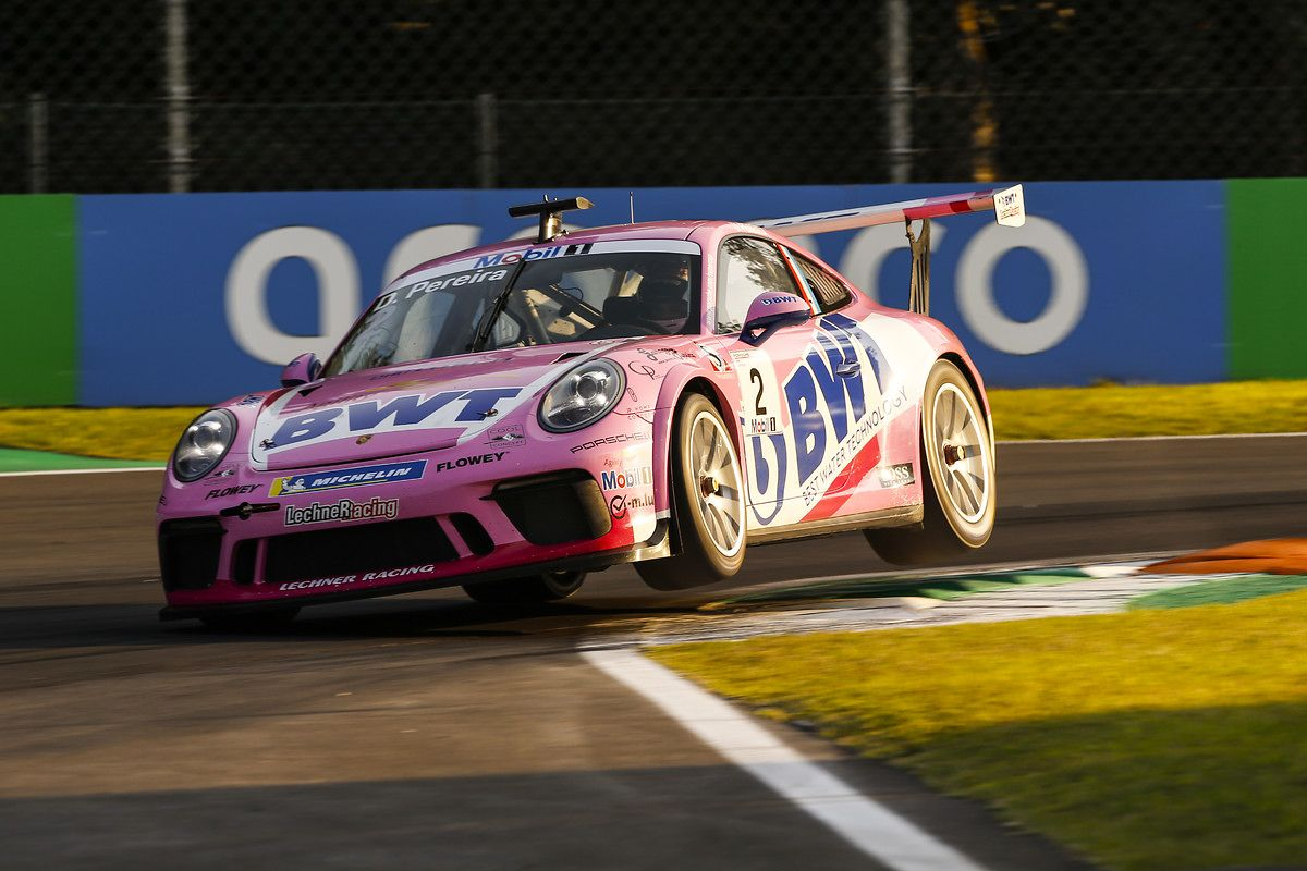 Em Monza, o 4° lugar de Dylan não foi suficiente para o piloto lusodescendente conquistar o título na Porsche Mobil 1 Super Cup.