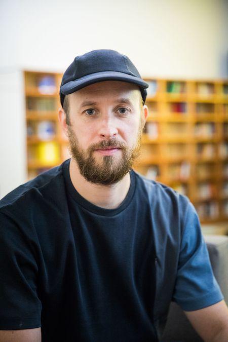 Moritz Ostruschnjak.