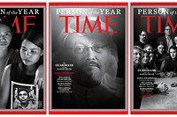 """Legendärer Titel: Das """"TIme Magazine"""" hat seine """"Personen des Jahres"""" bekannt gegeben. Es sind durch die Bank Journalisten."""