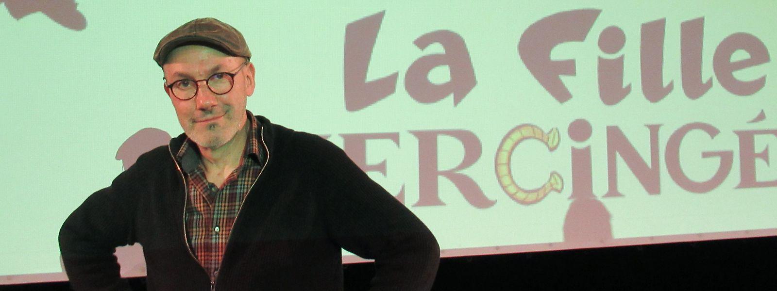 Jean-Yves Ferri, Autor des nächsten Comic-Abenteuers von Asterix und Obelix, erzählt bei der Vorstellung des neuen Heftes, das am 24. Oktober 2019 erscheinen soll, ein wenig von dem Inhalt.
