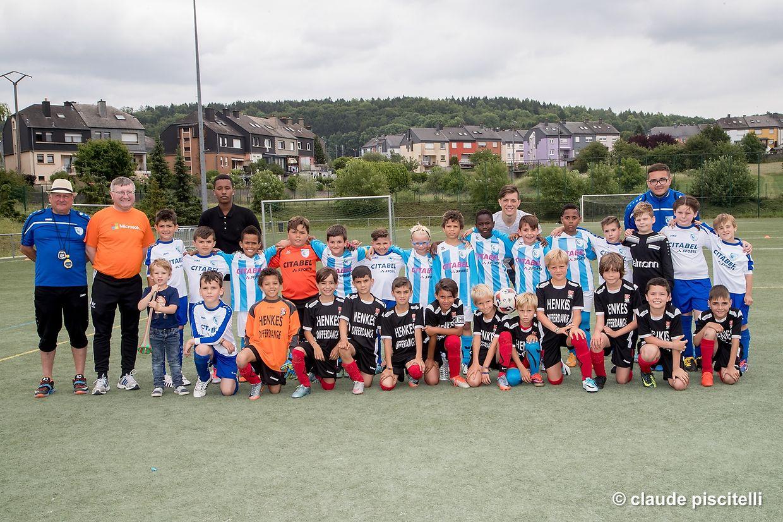 Le tournoi des jeunes CSO - Differdange - 17.06.2017 © claude piscitelli
