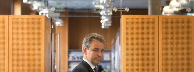 Will Zuversicht versprühen: Minister Claude Meisch.