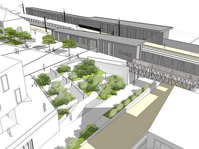 Das Schifflinger Zentrum wird ein neues Gesicht erhalten.