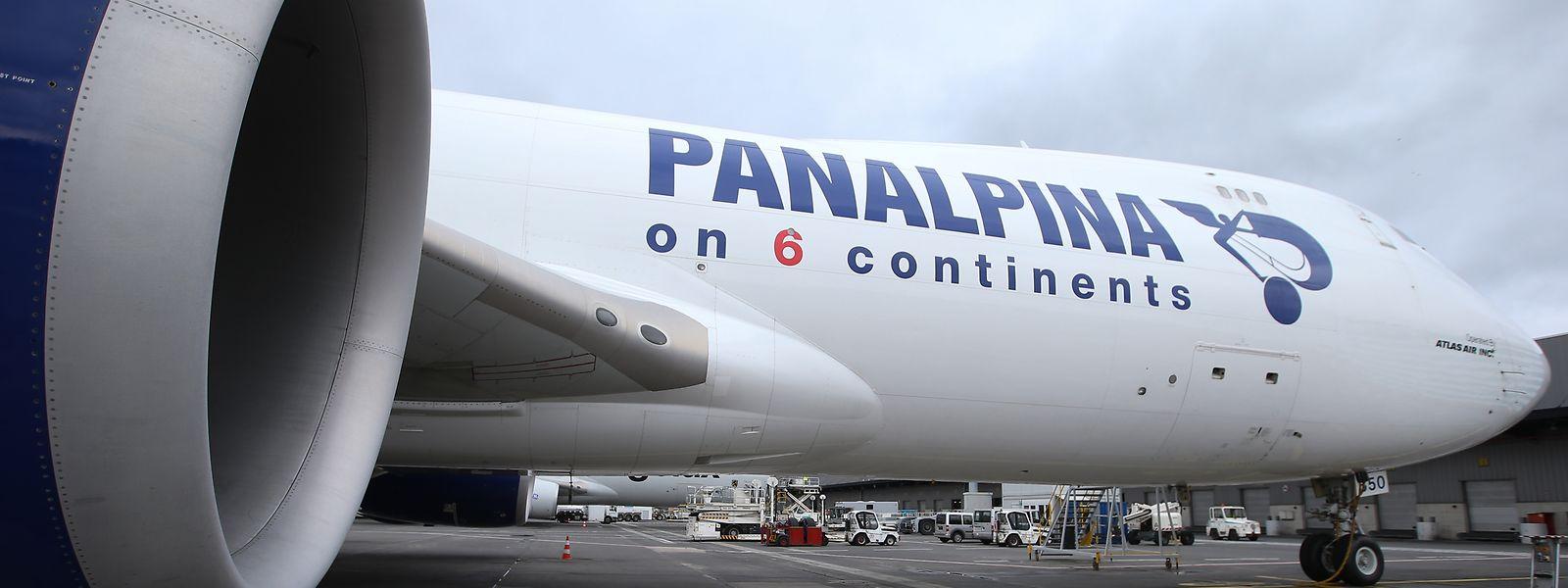 Großer Kunde des Cargocenters am Luxemburger Flughafen: Von hier aus fliegt Panalpina seit 30 Jahren in die USA.