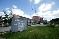 20.6.2018 Luxembourg, Ettelbrück, fusion des deux cliniques CHNP et clinique du Nord, Saint-Louis, CHDN photo Anouk Antony