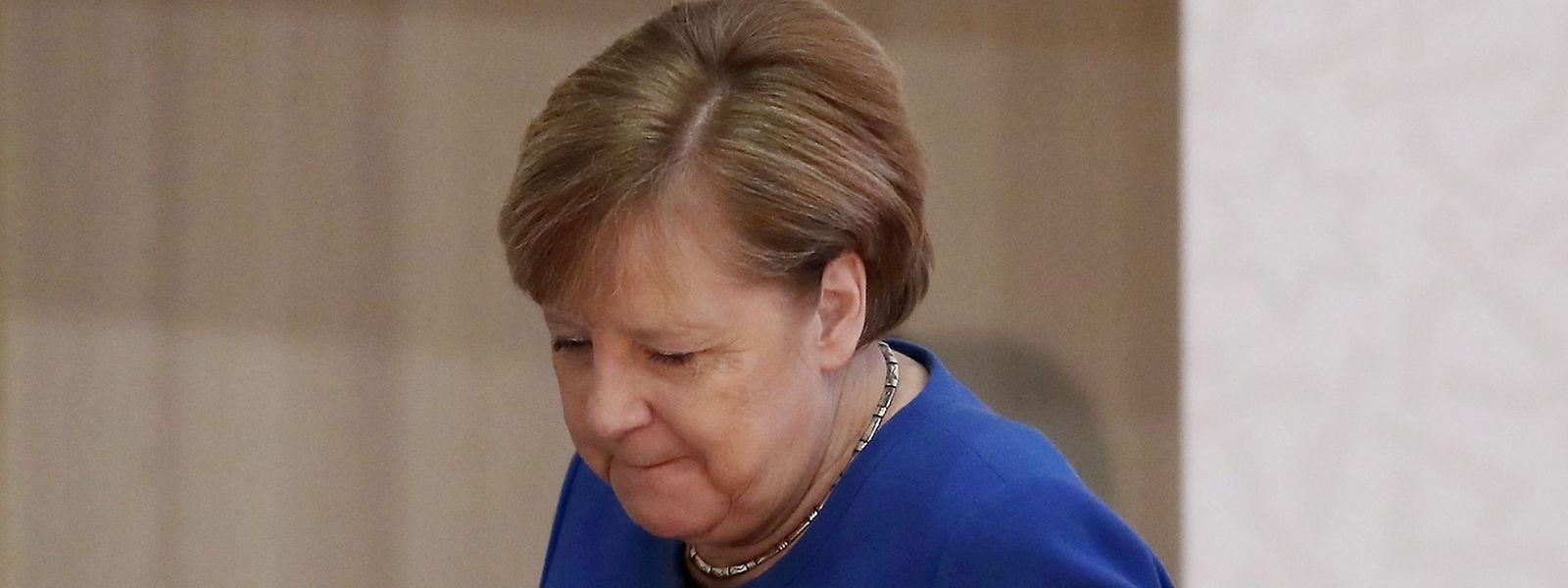 Trotz Kritik hält Angela Merkel am Flüchtlingspakt mit der Türkei fest.