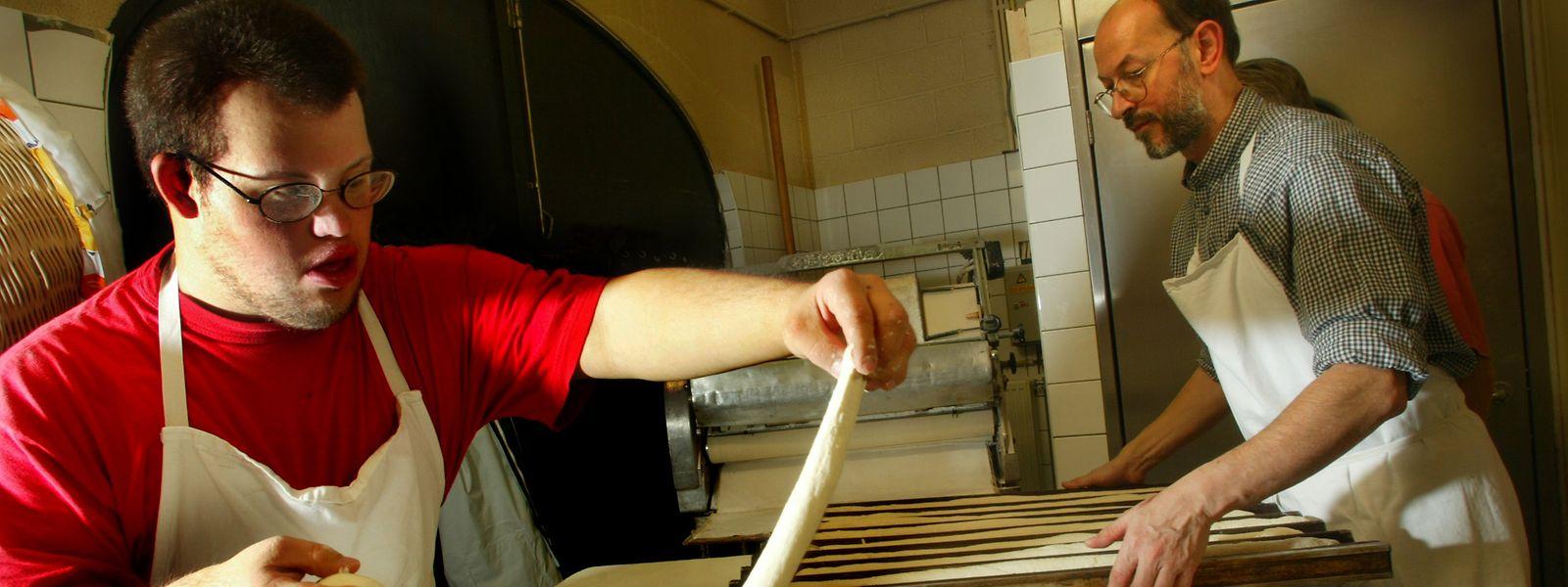Au Luxembourg, les petites structures respectent mieux les quotas de salariés handicapés que les grandes unités.