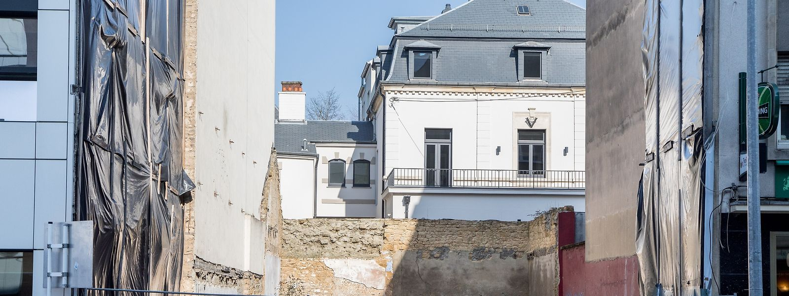 Zwischen 2010 und 2016 wurden in Luxemburg im Schnitt pro Jahr 2.730 Wohnungen gebaut.
