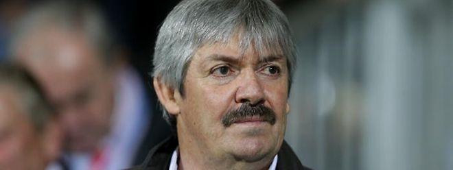 Der starke Mann des Luxemburger Fußballs: Paul Philipp