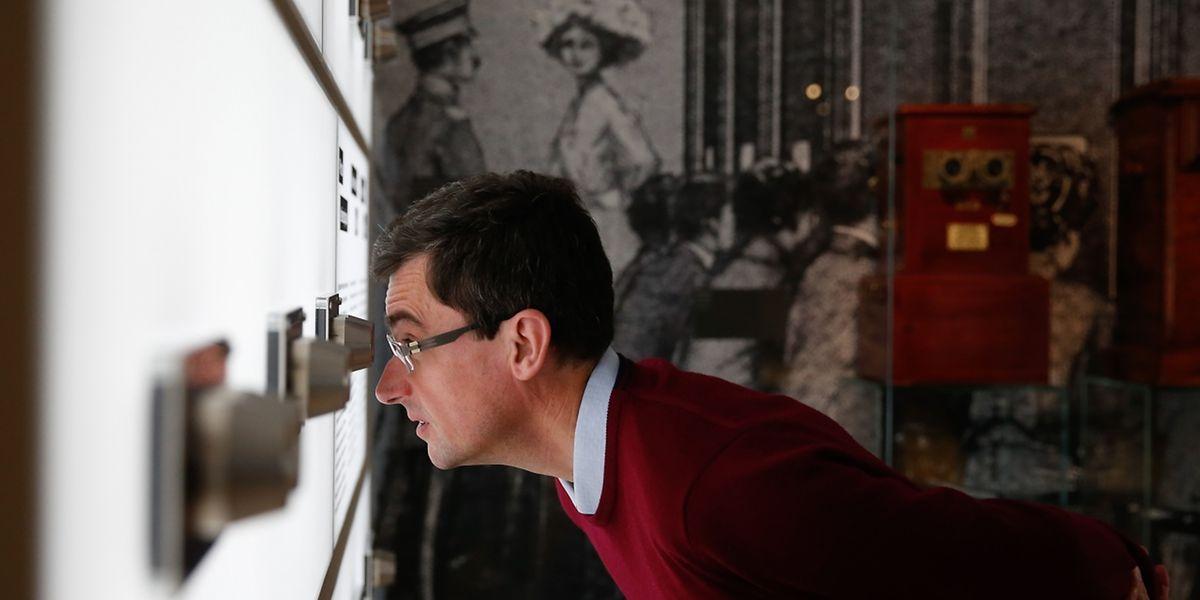 Neuer Blick auf die Geschichte der Hauptstadt - Historiker Guy Thewes.