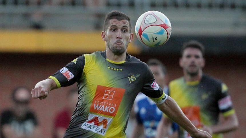 Après la BGL Ligue avec le Progrès, Ismaël Bouzid va découvrir la Promotion d'Honneur avec Hesperange.
