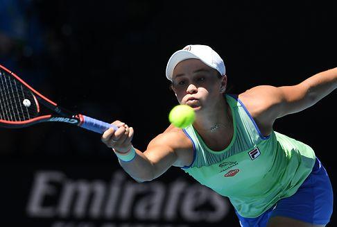 Australian Open: Bartys Traum ist vorbei