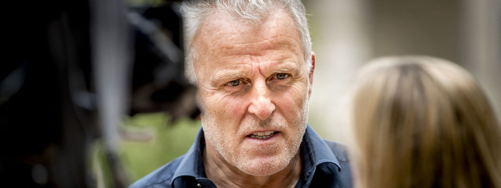 De Vries auf einer Aufnahme aus dem Jahr 2017.