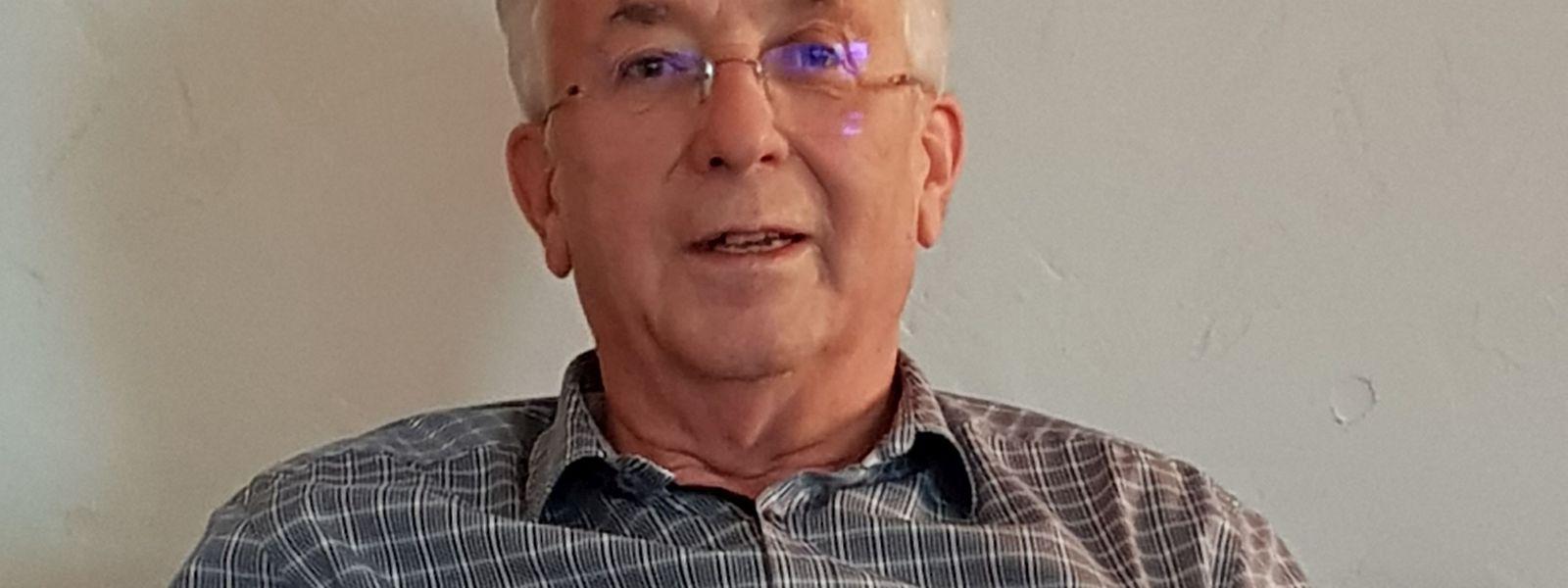 André Pletsch ist seit seiner Kindheit in Vereinen aktiv.
