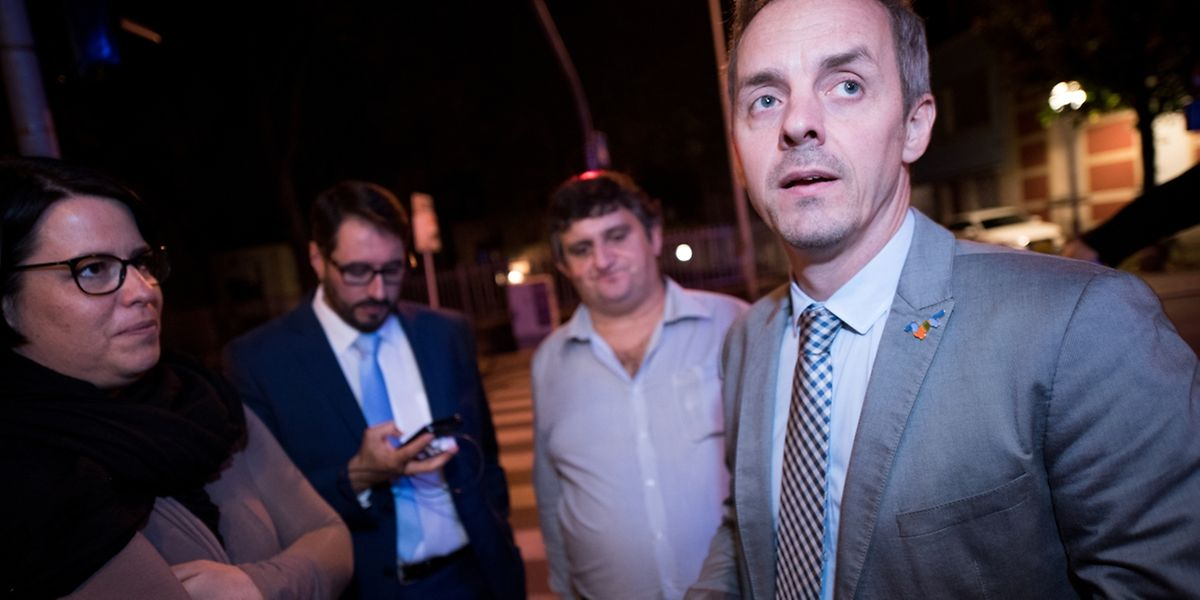 Georges Mischo (CSV) hat gute Aussichten, in Esch/Alzette Bürgermeister zu werden.