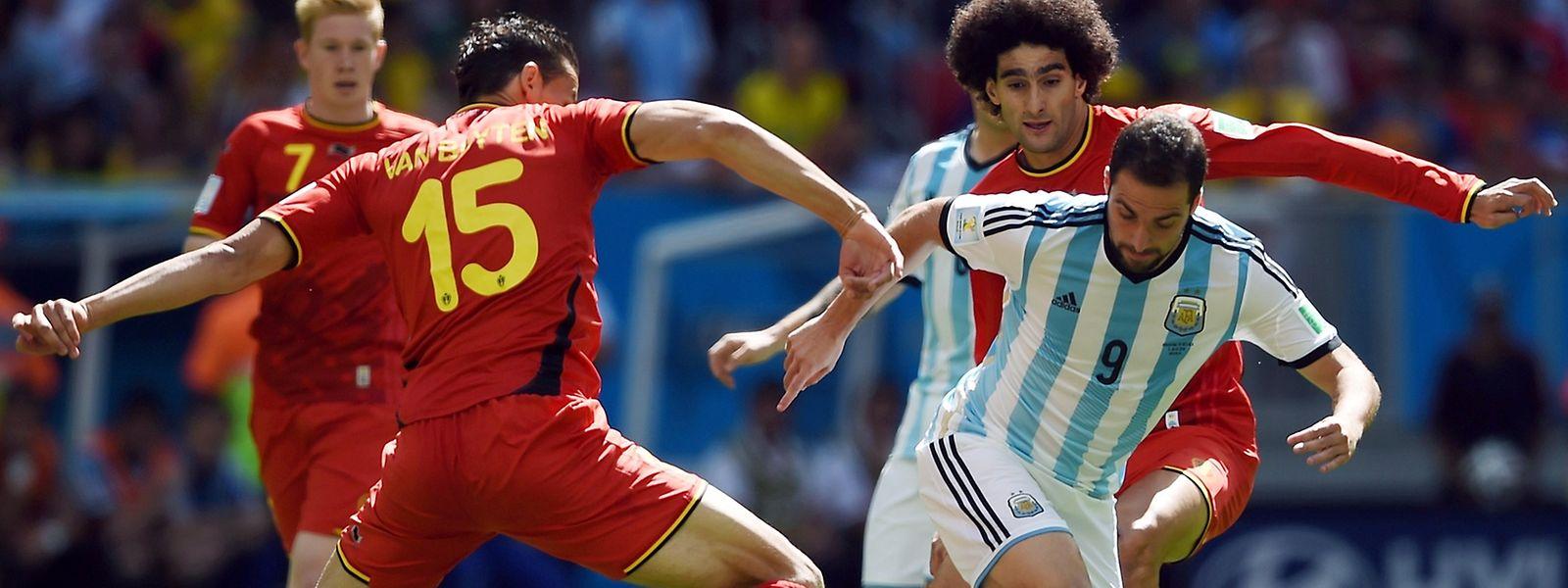 An den Belgiern vorbei: Argentinien ist wieder Erster im Fifa-Ranking.