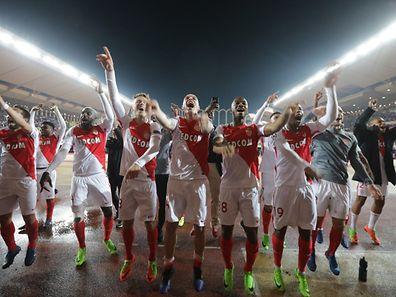 Monaco defeats Manchester City in UEFA Champions