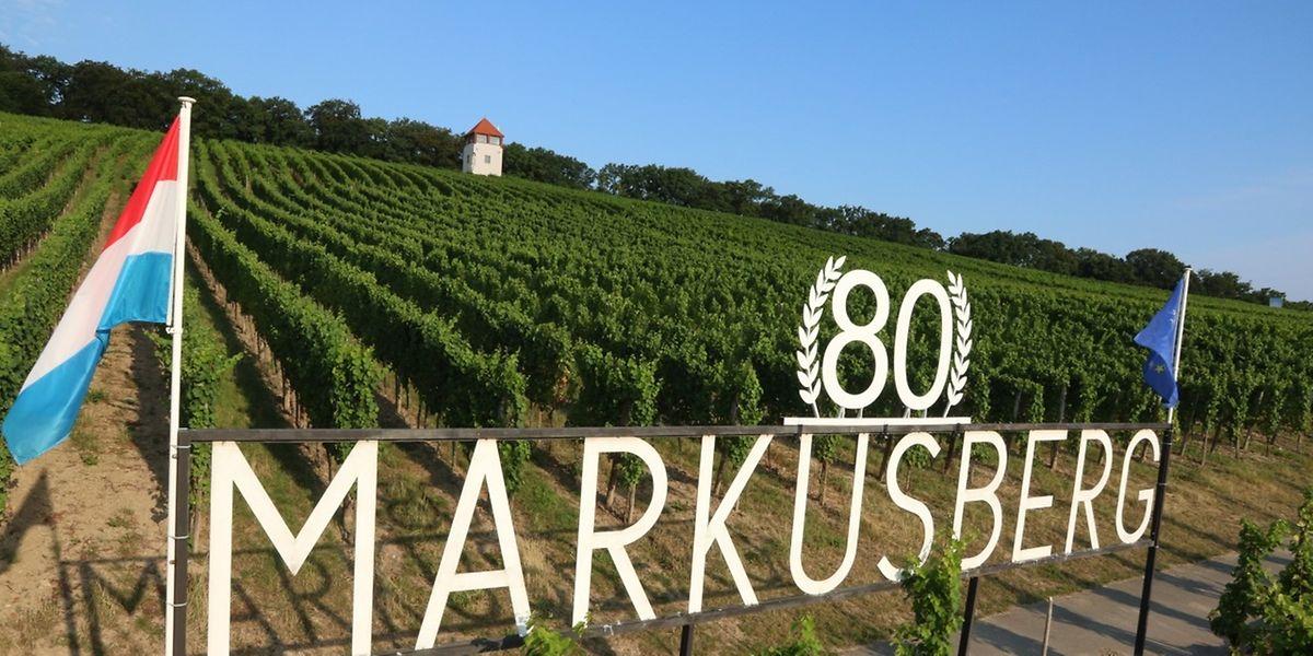 Vor 80 Jahren wurde der Markusberg seiner Bestimmung übergeben.
