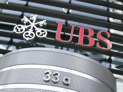 UBS bank in Luxembourg