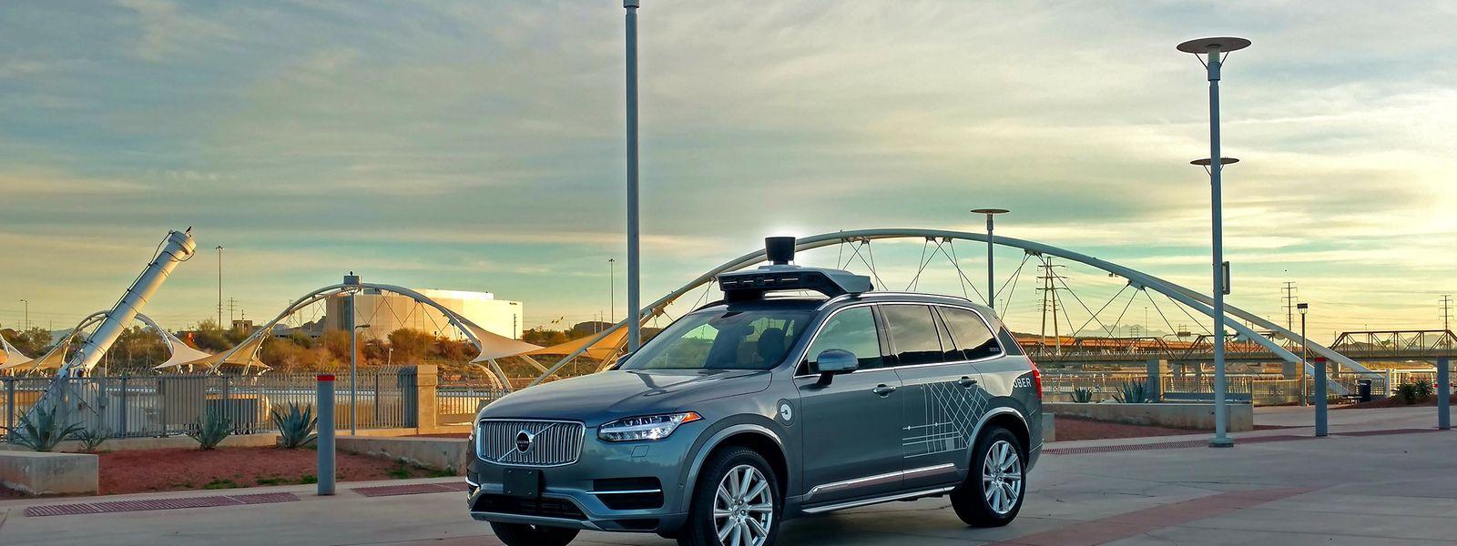 La voiture autonome, un secteur qui intéresse tous les grands groupes et qui pourrait voir le Luxembourg passer directement des taxis à des voitures sans chauffeur.