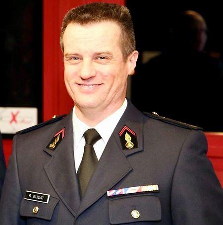 Raymond Guidat est directeur de la stratégie opérationnelle du Corps grand-ducal d'incendie et de secours du Luxembourg (CGDIS) depuis 2018.