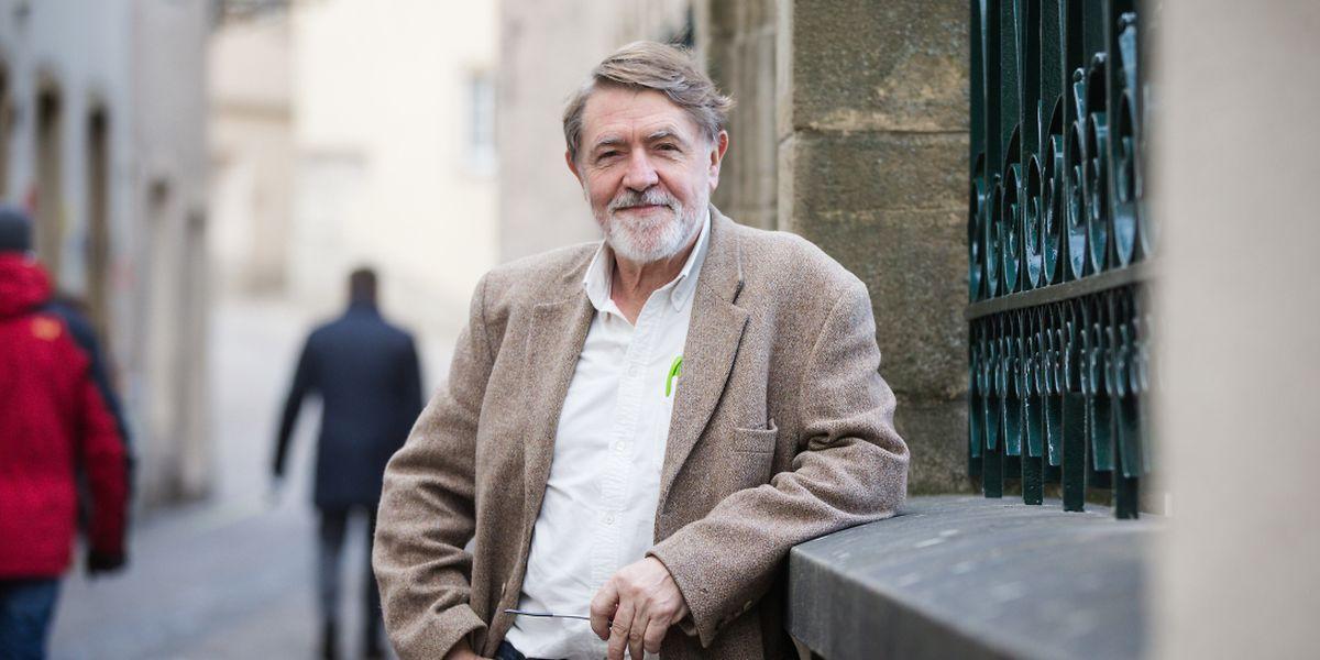 Charles Margue a été élu député pour la circonscription centre avec 9.515 voix, le 14 octobre 2018.