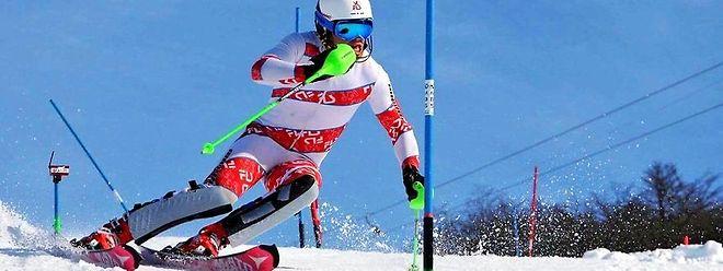 Matthieu Osch wird im Slalom und im Riesenslalom an den Start gehen.
