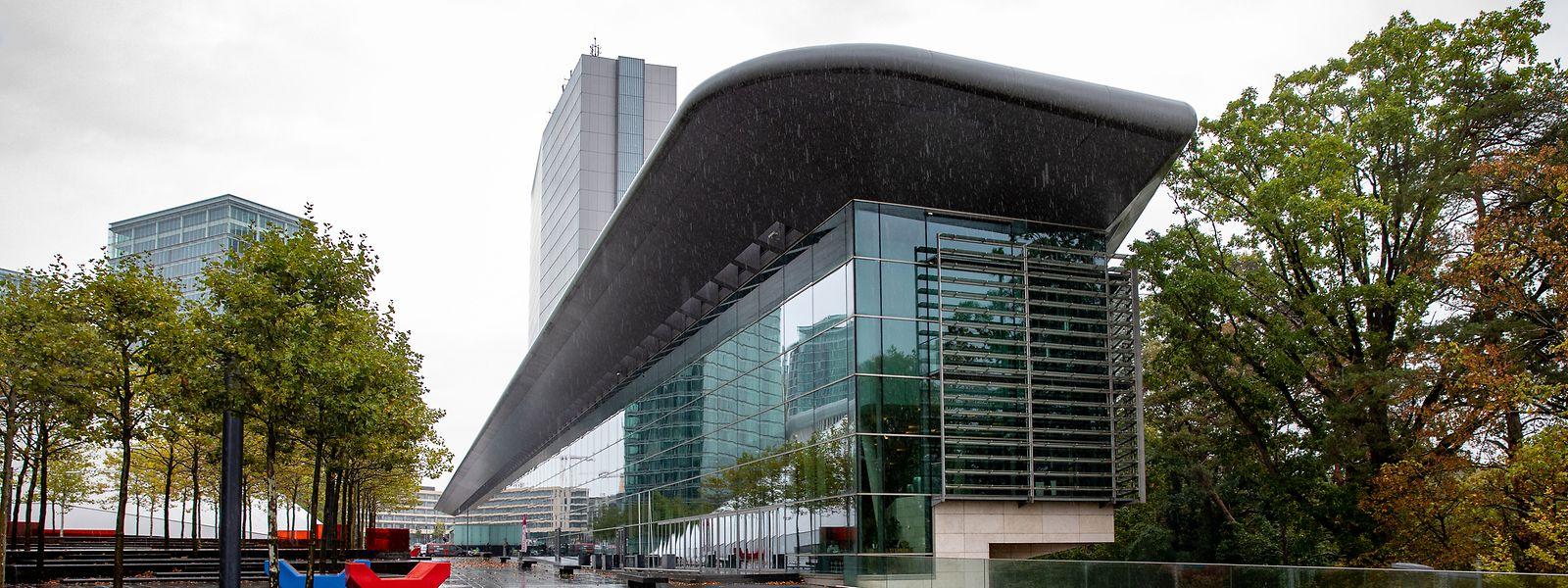Encontros dos ministros europeus será no Centro de Convenções Europeu, em Kirchberg.