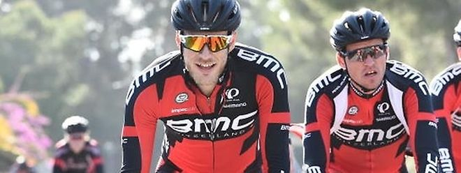 Jempy Drucker a joué de malchance sur ce Tour de Burgos avec trois places de deuxième en quatre étapes.