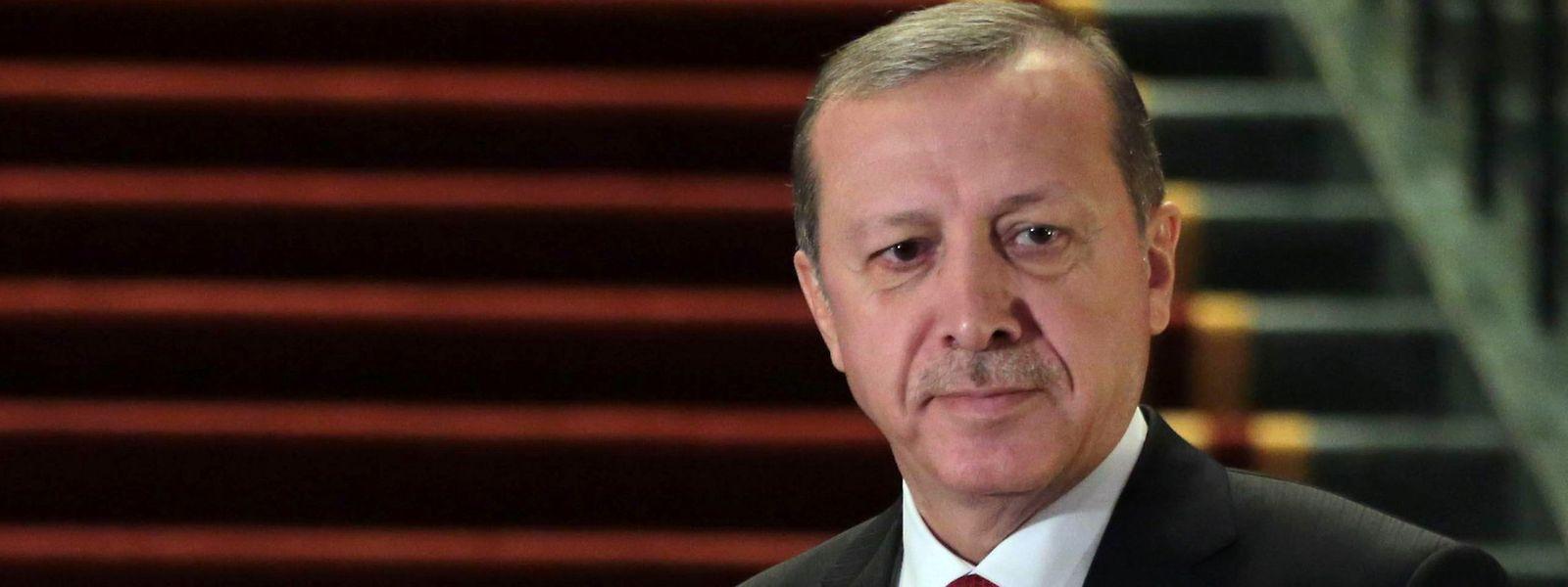 Nach der Interpretation türkischer Medien vom Freitag, nannte Erdogan Hitler-Deutschland als Beispiel für ein gutes Präsidialsystem.
