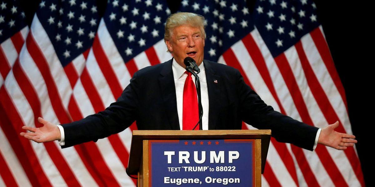 Donald Trump kann so gut wie sicher als Präsidentschaftskandidat antreten.