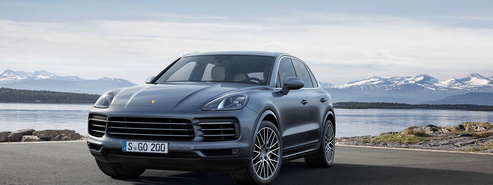 Der neue Porsche Cayenne wird vorerst ausschließlich als Benziner angeboten. Ob es später einen Diesel geben wird, steht noch in den Sternen.