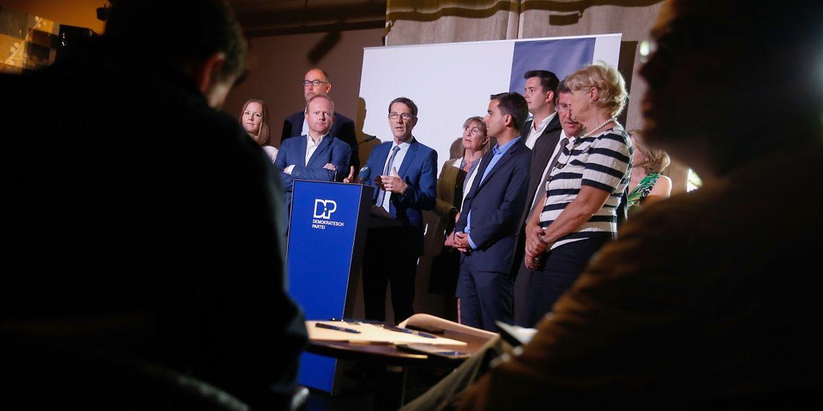Die DP blickt auf ein erfolgreiches parlamentarisches Jahr zurück.