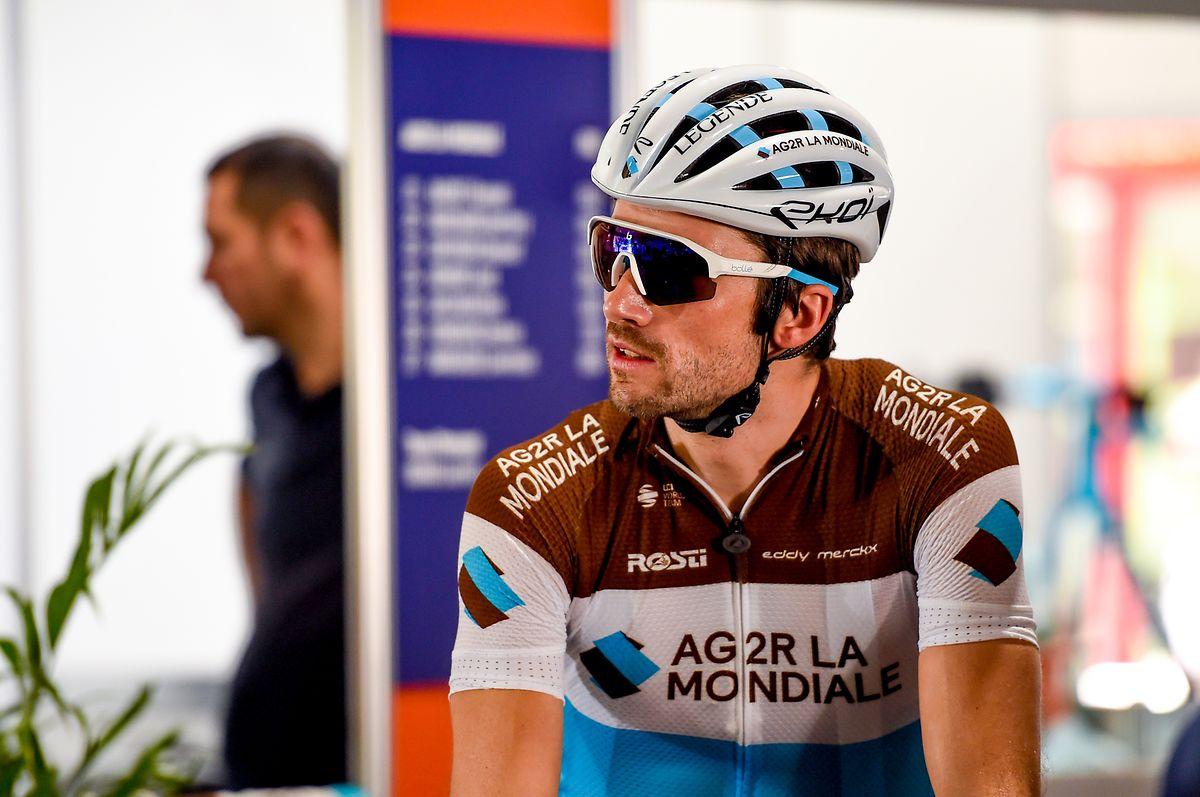 Après 2017 et 2018, Ben Gastauer retrouve l'ambiance du Tour Down Under.
