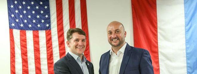 La start-up de Chris Lewicki dans laquelle le Luxembourg a annoncé par Etienne Schneider investir jusqu'à 25 millions d'euros, vit des temps difficiles