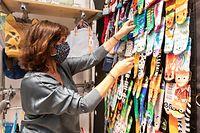 Lok , Esch/Alzette , PopUpStore Esch/Alzette , Geschäft Denicheuse , Foto:Guy Jallay/Luxemburger Wort
