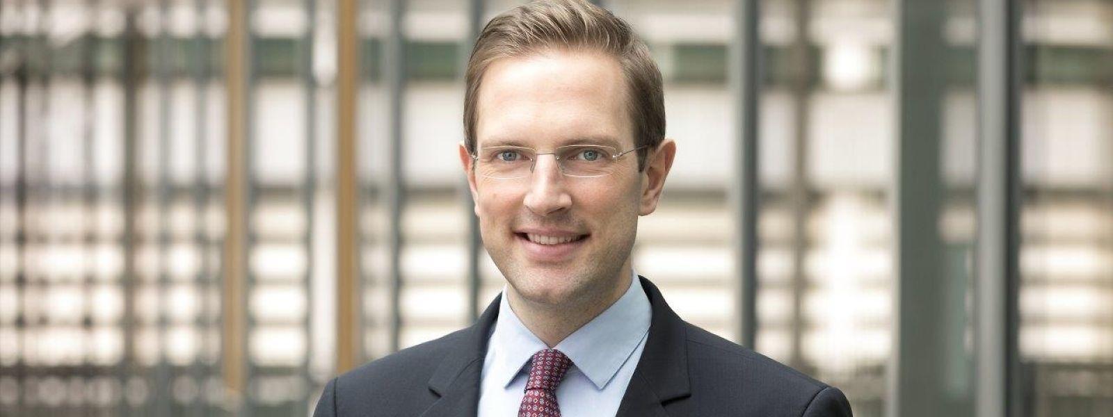 Gabriel de La Bourdonnaye trat am Mittwoch dem Exekutivkomitee bei.