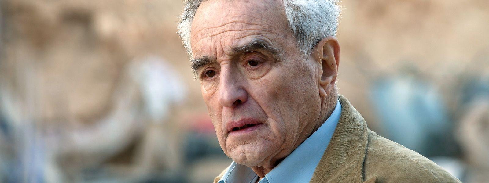 """In """"Der Tel-Aviv-Krimi: Masada"""" konzentrieren sich die Ermittlungen auf den Vater des toten Archäologen, den Holocaust-Überlebenden Avram Salzman, gespielt von Michael Degen."""
